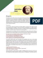 Biografía Parmnides
