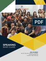 Speaking - Final