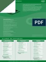 Plan Estudio Administracion Empresas Digital Monteria