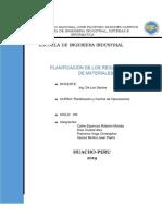 PCO- MRP