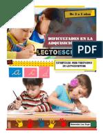 Estrategias de lectoescritura 3 a 5 años