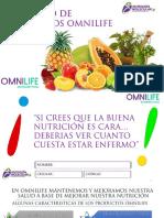 Catalogo Omni Complecto No Tiene Presios Actuales