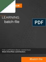 Batch files
