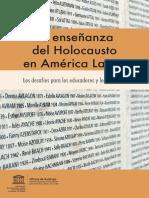 Enseñanza del Holocausto en America Latina