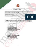 Escrito de acusación de la Fiscalía Anticorrupción