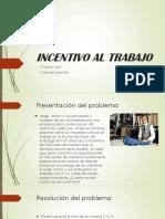 N° 12-Incentivo en el trabajo I