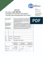 Pe-chp Frm Qm-006 Template-jfd 01 20110201 Csz