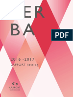 SRB Catalogue Laffort 2016-2017
