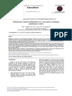 PMC Mantenimiento basado en desempeño