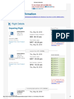 Cheapoair - Booking Confirmation (1)