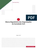Mrosc - Marco Regulatório Das Organizações Da Sociedade Civil Comentado - Cópia