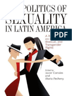 B005EKMAZEThe Politics of Sexuality in Latin America