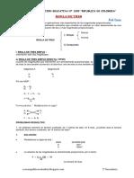 Teoria y Problemas de Regla de Tres Simple y Compuesta S1 Ccesa007