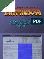 Emulsiones Usos y Aplicaciones