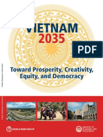 6. Vietnam 2035 - Toward Prosperity, Creativity, Equity, And Democracy