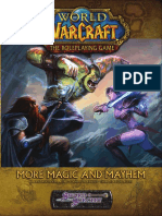 World Of Warcraft Rpg - More Magic & Mayhem.pdf