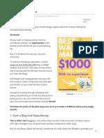 Prosmartrepreneur.com Prosmartrepreneur