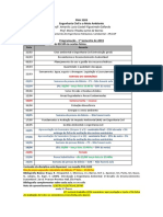 Programa PHA 3203