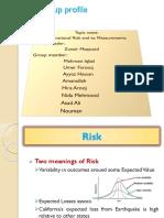 Operational Risk Management NCBA&E Multan