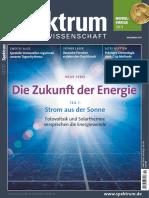 Spektrum - Der Wissenschaft - Dezember 2011