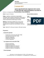 Formation La Norme Iso 17025 Version 2017 Data Value