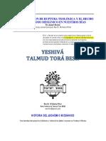 Una Proposicion de Ruptura Teológica_j Shulam