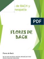 5.1. Flores de BACH y Homeopatía
