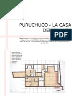 Puruchuco La Casa Del Curaca