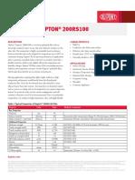 DEC Kapton RS Data Sheet