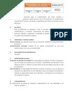 INT-SSO-003 Prevención de La Contaminacion Cruzada