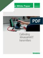 Calibrating Hart Wireless