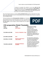 How to make an actual timetable for CSS Preparation_.pdf