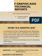 Use of Graphic Aids in Technical Reports