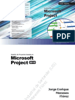 Gestion proyectos Project 2010 EGPC