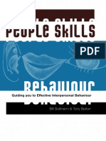 Bill Sultmann - People Skills_ Guiding You to Effective Interpersonal Behaviour-Australian Academic Press (2003)