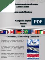 Intervencionismo Norteamericano en América Latina