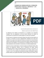Influencia de Los Medios de Comunicación en La Formación de La Opinión Pública en El Caso de La Corrupción en El Perú