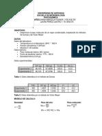 informe Calculo del peso molecular fisicoquimica