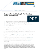 Niagen_ an Anti-Aging & Fat Burning Super Supplement _ Muscle & Strength
