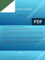 1Macroeconomía Clase 2