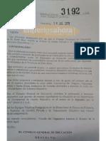 Jornada Provincial de Educadores declarado de interés por el CGE