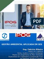 Apresentação Norma ISO 14000