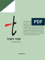 Plan Estrategico Topitop(t)