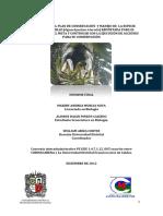 Formulación Del Plan de Conservación y Manejo Loro Orejiamarillo
