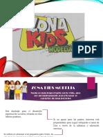 Presentacion Iglesia Zona Kids Modelia