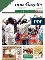 Platinum Gazette 12 November 2010