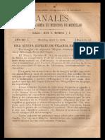 Anales de La Academia de Medicina de Medellín Vol. 12 No. 8, 9 y 10.