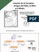 CLM Implementacion Iniciativa Hospitales Amigos Niño