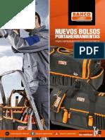 BAHCO Folleto Bolsos-portaherramientas