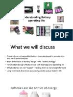 Understanding Primary Battery Technologies